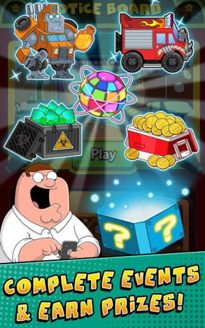 Family Guy- Another Freakin' Mobile Game 3